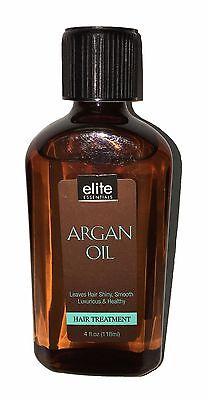 Argan Oil Hair Treatment - Leaves Hair Shiny, Smooth, Luxurious & Healthier