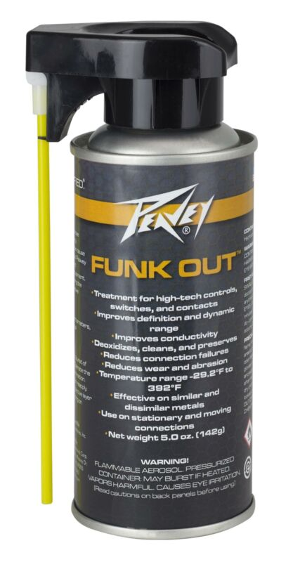 Peavey Funk Out