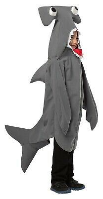 Rasta Imposta Hammerhai Fisch Kleinkinder Kinder Halloween Kostüm Gc6495