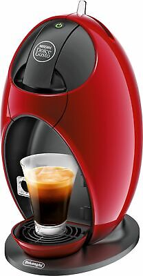 NESCAFE Dolce Gusto Jovia Manual Coffee Machine 0.8L 1500W - Red
