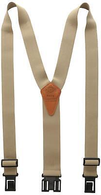 Dickies Heavy Duty Clip Suspenders - Men's Adjustable Y Back