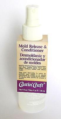 Mold Release & Conditioner Epoxy Resin Easy Cast Spray ()