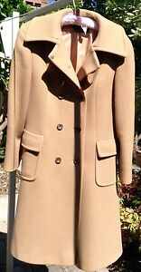 English wool coat Isaacs Woden Valley Preview