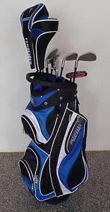 Shark Ferocious Golf bag and clubs Alkimos Wanneroo Area Preview