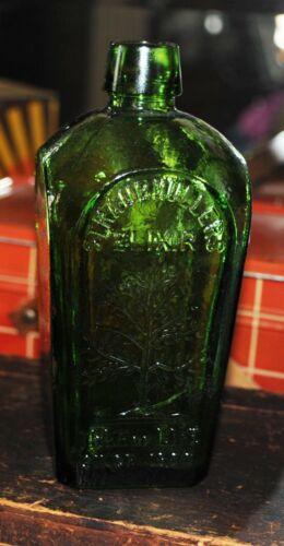 Antique Wheaton STRAUBMULLER