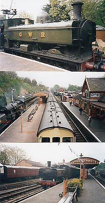(88329) GB Photographs Trains x 3 on Lookza