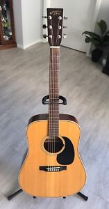 Recording King RD-06W Acoustic Electric Guitar