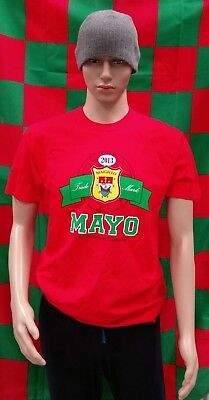 Used, County Mayo (Ireland) GAA Gaelic Football Jersey Shirt (Youths 12-13 Years) for sale  Shipping to Canada