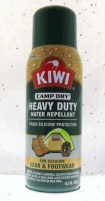 (Heavy Duty Silicone Water Repellent Kiwi Gear and Footwear Outdoor)