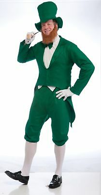 St. Patrick's Day - Adult Leprechaun Costume  - Leprechaun Costume Adult