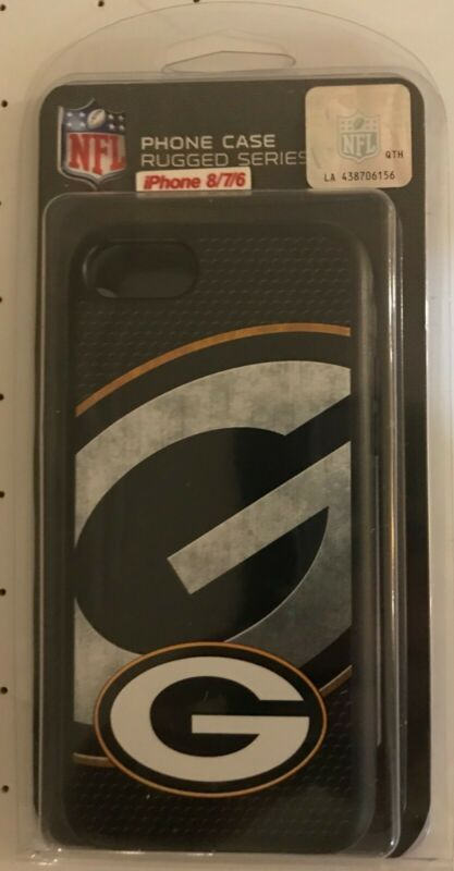 GREEN BAY PACKERS PHONE CASE COVER FOR iPhone 8 iPhone 7 iPhone 6S  iPhone 6