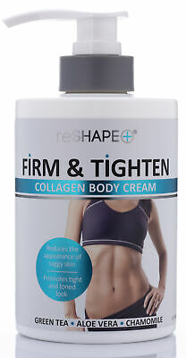 ReShape + Firm & Tighten Collagen Body Cream 15 Fl Oz (444mL)