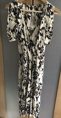 Intropia Printed Maxi Dress