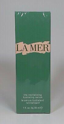 La Mer The Revitalizing Hydrating Serum 30ml/1oz New Authentic Fresh Sealed Box