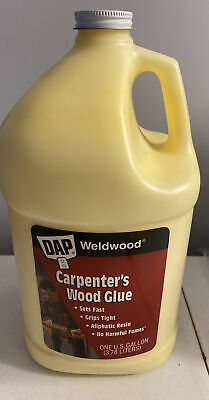 Dap Weldwood Carpenters Wood Glue 1 Gal.