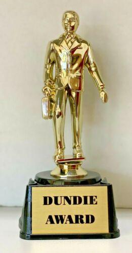 Dundie Award Trophy The Office TV Show Dundee Michael Scott Dunder Mifflin
