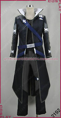 Sword Art Online Hollow Realization Kirigaya Kazuto Kirito Cosplay Costume
