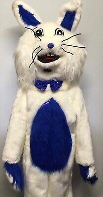 Maskottchen Hasen Kostüm  Herren Gr. 50/52 für die Chippendales - 50 Kostüm Für Herren