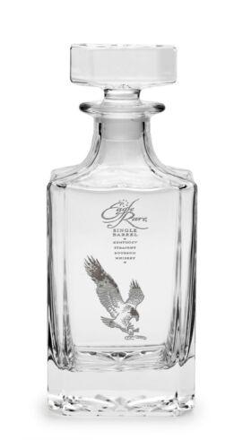 EAGLE RARE Collectible Whiskey Decanter