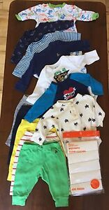 Newborn to 3-6 month lot (see photos)