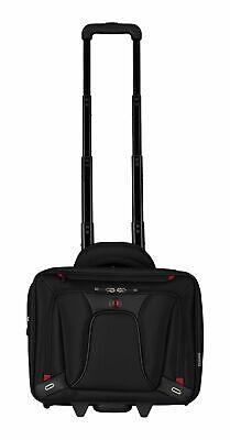 WENGER Transfer 16'' Expandable Wheeled Laptop Case Reisetasche Tasche Black - Wheeled Laptop-tasche