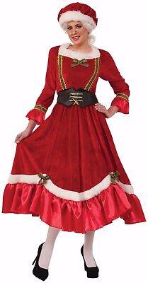 Forum Neuheiten Frau Weihnachtsmann Weihnachten Holiday Damen Kostüm - Forum Neuheiten Kostüm