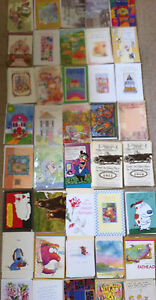 Wholesale Lot of 234 Assorted Greeting Cards
