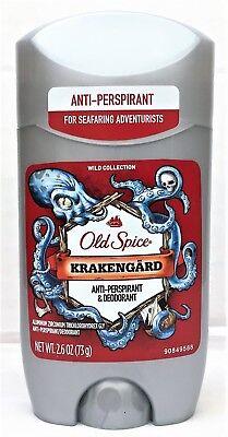 Old Spice Krakengard Antiperspirant Deodorant 2.6 oz