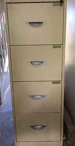 Large 4 Drawer Filing Cabinet Carindale Brisbane South East Preview