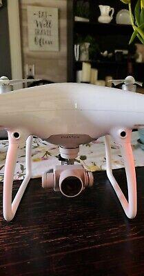 DJI Phantom 4 Drone with 3 batteries