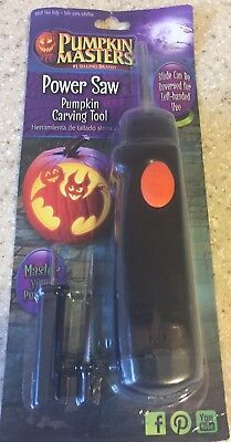 Pumpkin Masters Power Saw: Pumpkin Carving Tool - Pumpkin Power Saw