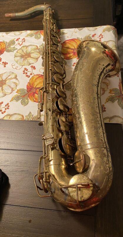 Martin Indiana Tenor Saxophone