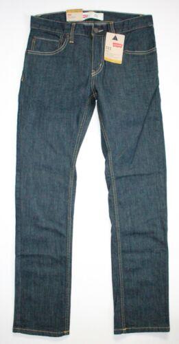 Levis 511 Slim Boys Blue Jeans Levi
