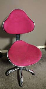 Pink office chair Canning Vale Canning Area Preview