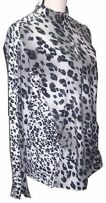 ge/ Leopard Print/ Black, Grey and White (Leopard Tail)