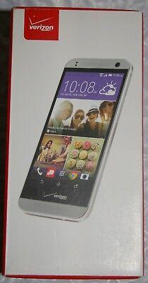 NEW in Box, Verizon HTC One Remix 16GB - Silver 1.5GB Ram Model # HTC6515LVW