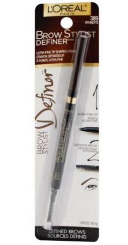 L'Oreal Paris Cosmetics Stylist Definer Brow Liner, Brunette