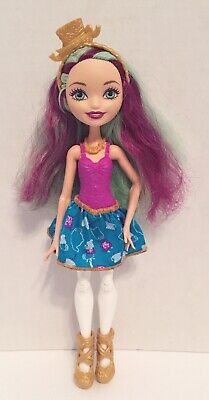 Ever After High Madeline Doll Daughter Mad Hatter Fairy Tale Girls Toy Gift (Madeline Hatter Story)