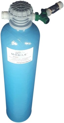 Mobile Iron Free(TM) Mobile Regenerable Manual Iron Filter-H2S and other metals
