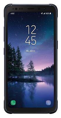 Unlocked Samsung S8 Active SM-G892A 64GB AT&T Gray Phone - Dot on LCD