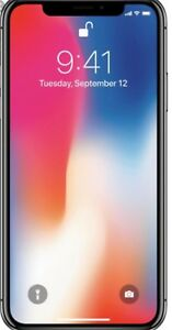 Brand new iphone X with apple care + for 1 year Just for 1150