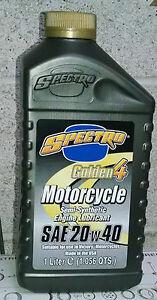 20w40 Semi Synthetic Motor Oil Golden Spectro 4 For