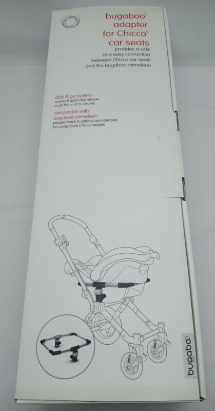 Bugaboo Cameleon Car Seat Adapter for Chicco Read Description Free Shipping