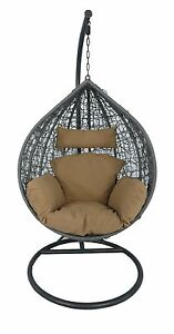Hanging Egg Chair (BRAND NEW) **READ AD FOR DETAILS** Wetherill Park Fairfield Area Preview