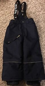 Two pairs of Blue and Grey Size 4 Snow Pants Peterborough Peterborough Area image 2