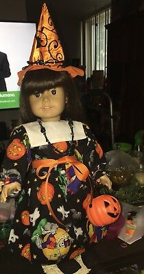 "Ooak HALLOWEEN COSTUME Ensemble Made To Fit AG Dolls and Other 18"" Dolls](Ag Doll Halloween)"