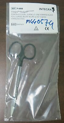 Integra Padgett P-6850 Fomon Scissors Supercut