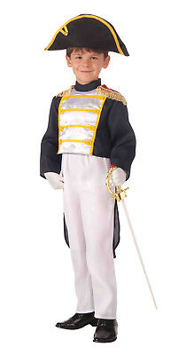 Colonial General Child Costume Colonial General Child Costume