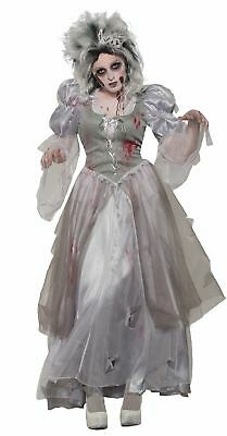 Zombie Never After Princess Adult Womens Costume One Size NEW