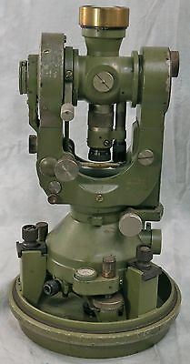 World War 2 Vintage Collectible Military Wild Heerbrugg Theodolite Nt23a3